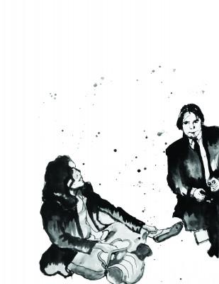 Concrete Fever by Nathaniel Kressen - Illustration #1 by Jessie T. Kressen