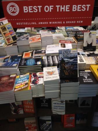 Concrete Fever Nathaniel Kressen Strand Bookstore Bestseller