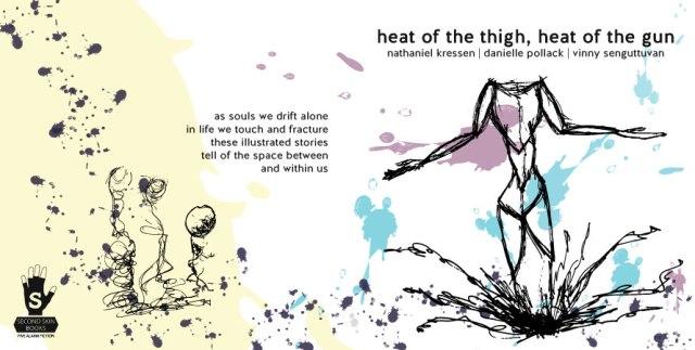 heat of the thigh, heat of the gun